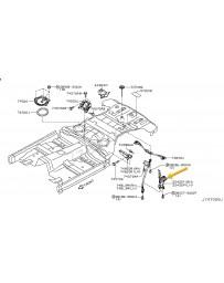 370z Nissan OEM Suspension member stay bracket - RH
