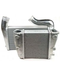 Nissan GT-R R35 HKS GTR Front Mount Intercooler Kit with Carbon Shroud - FMIC
