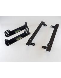 Planted Seat Bracket - NISSAN 300ZX (1990-1996) LOW - Driver / RIGHT *FOR SIDE MOUNT SEATS ONLY*