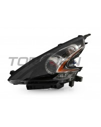 370z Nissan Nismo OEM Headlamp RHD - LEFT Passenger Side