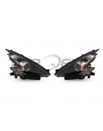 370z Nissan Nismo OEM Headlamp RHD - LEFT Passenger Side + RIGHT Driver Side