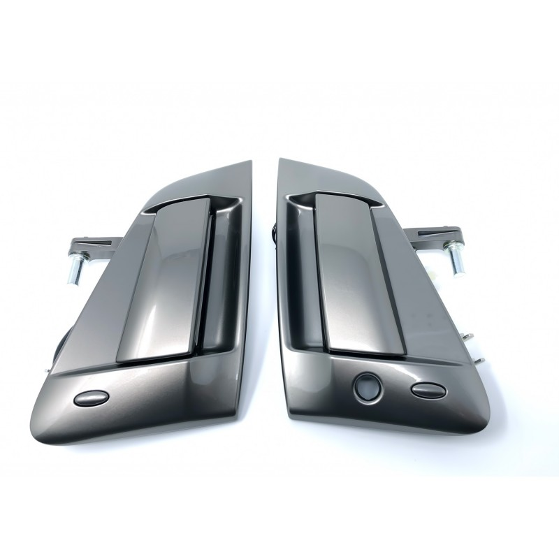370z Nismo Genuine 2018+ Darker Grey Door Handles Set