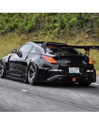 350z VIS Racing NSM style fibre glass full body kit