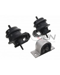 350z Standard Engine Motor and Transmission Motor Mount Set