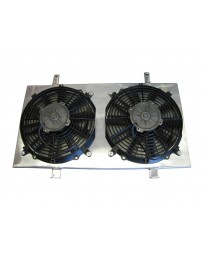 ISR Radiator Dual Fan Shroud For Nissan 240SX Silvia S14 SR20DET IS-FS-SRS14 JDM