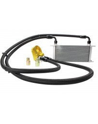 ISR Performance V2 Oil Cooler Kit - Nissan SR20DET S13/S14