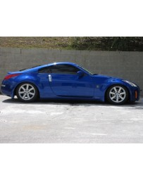 ISR Performance Pro Series Coilovers - Nissan 350z Z33