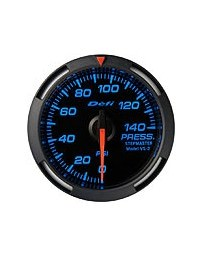 Nissan GT-R R35 Defi Racer Gauge - Pressure (Fuel or Oil), 52mm