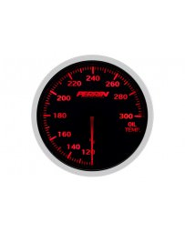 Nissan GT-R R35 Perrin Oil Temperature Gauge, 60mm - Universal
