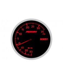 Nissan GT-R R35 Perrin Boost Presure Gauge, 60mm - Universal
