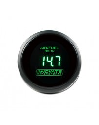 Nissan GT-R R35 Innovate Motorsports 3872 DB-Series Air / Fuel Gauge, Green