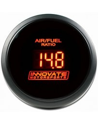 Nissan GT-R R35 Innovate Motorsports 3794 DB-Series Air / Fuel Gauge, Red