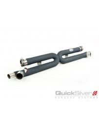 QuickSilver Exhausts Porsche 911 Turbo (991 Gen 1) Ceramic Coated Sport Exhaust OR Decat Pipes (2011-15)