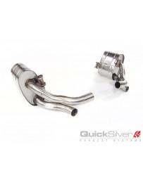 QuickSilver Exhausts Porsche 911 Carrera (997) Gen. 1 Sport Exhaust (2005-08)