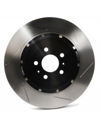 Nissan GT-R R35 Stoptech 09-11 Rear AeroRotor Two-Piece Rotors - Slotted - Left