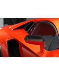 LeapDesign Aventador LP 700-4 Carbon Door Mirror Cover
