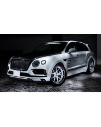 LeapDesign Bentley Bentayga - Carbon Full Aero 6 Point Kit
