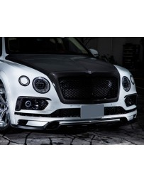 LeapDesign Bentley Bentayga - Carbon Front spoiler (with front mall)