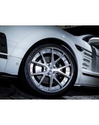 LeapDesign Bentley Bentayga - Carbon Over Fender