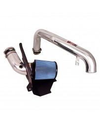 Focus ST 2013+ Injen SP Series Polished Silver Short Ram Air Intake System with Blue Filter