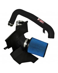 Focus ST 2013+ Injen SP Series Polished Black Short Ram Air Intake System with Blue Filter