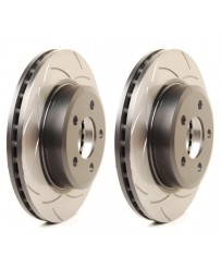 Toyota GT86 DBA Street Series Discs - Front pair - SLOTTED