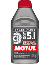 Toyota GT86 Motul Dot 5.1 Synthetic Racing Brake / Clutch Fluid
