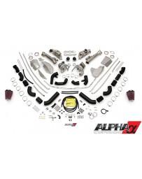 Nissan GT-R R35 AMS Alpha 12 Turbo Kit