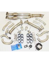 Nissan GT-R R35 Boost Logic GTR640 Performance Package Nissan