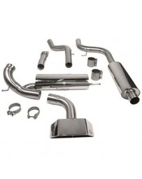 Focus ST 2013+ Thermal R&D CL Exhaust Systems