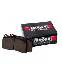350z Ferodo DS2500 Brake Pads with Brembo - Rear