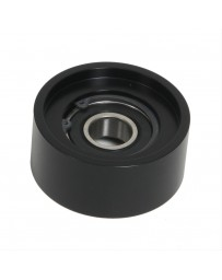"350z DE Vortech Idler Pulley Assembly - 2.5"" Diameter, 6-Rib Width, Smooth"