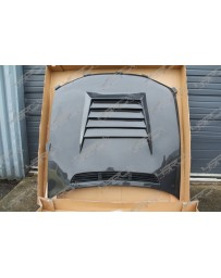 4 Second Racing Club Nissan GT R32 D Max Style Carbon Bonnet