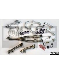 Nissan GT-R R35 HKS GT570 Racing Package