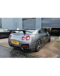 4 Second Racing Club Nissan GT R35 E Style full carbon fibre Spoiler