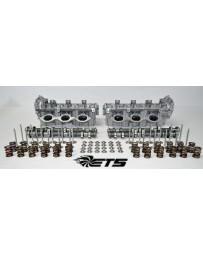 Nissan GT-R R35 ETS CNC Ported Cylinder Heads