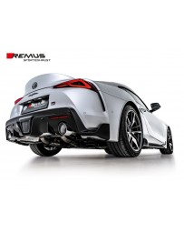Toyota Supra GR A90 Remus Racing Sport Axle Back Exhaust