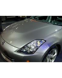350z HR Nissan OEM Aluminum Bonnet 07-08