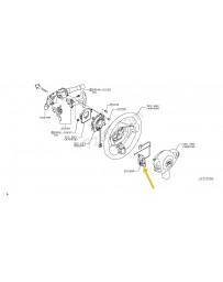 370z Nissan OEM RHD steering wheel controls