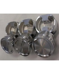 Nissan GT-R R35 Boost Logic Custom Piston Set for Stock Motor