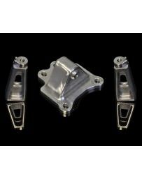Nissan GT-R R35 Boost Logic Solid Engine Mount Kit