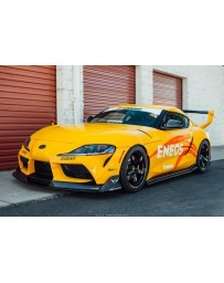 Toyota Supra GR A90 Fly1 Motorsports Auto Tuned S1 Front Lip