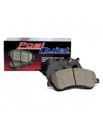 Toyota Supra GR A90 Centric Posi Quiet Ceramic Front Disc Brake Pads with Shims