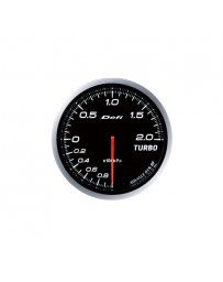 350z Defi Advance BF Series - Boost Gauge