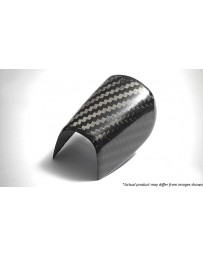 Revel GT Dry Carbon A/T Shift Knob Cover 15-18 Subaru WRX/STI - 1 Piece