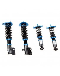 Revel Touring Sport Front and Rear Coilover Kit - 08-14 Subaru WRX