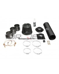 "350z DE Weapon-R 3.5"" Version Secret Weapon Cold Air Intake System-Polished/Black"