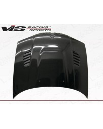 VIS Racing Carbon Fiber Hood XTS Style for BMW 3 SERIES(E46) 2DR 99-03