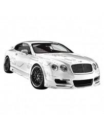 VIS Racing 2003-2010 Bentley Continental Gt 2Dr Executive Full Kit