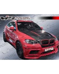 VIS Racing 2008-2013 Bmw X6 M 4Dr Evo Gt Full Kit
